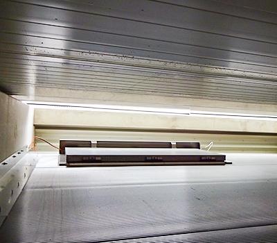 Smoke/heat extraction type RWA-25.080 by Ehrenfels Isoliertüren, chiller room doors, freezer room doors, deep-freeze room doors, service room doors, swing doors