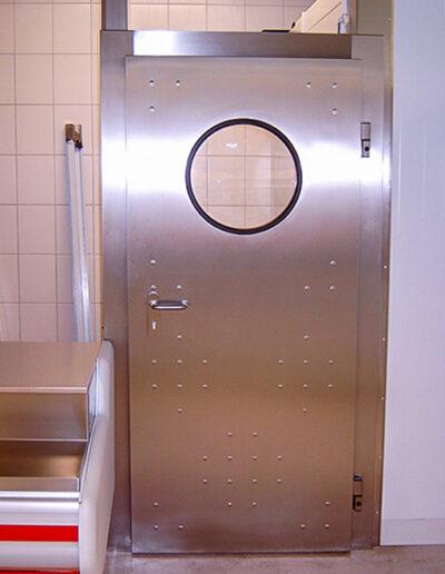 Service room hinged door type EBF 11.060 for Ehrenfels Isoliertüren commercial kitchens, chiller room doors, freezer room doors, freezer room doors, service room doors, swing doors