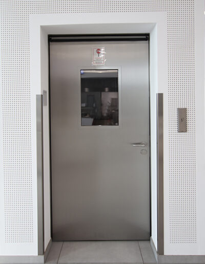 service room hinged door type EBF 11.060 for food, chiller room doors, freezer room doors, freezer room doors, chiller room doors, swing doors