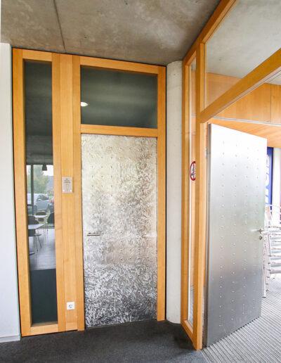 Edelstahl-Designtüren von Ehrenfels Isoliertüren, Kühlraumtüren, Gefrierraumtüren, Tiefkühlraumtüren, Betriebsraumtüren, Pendeltüren