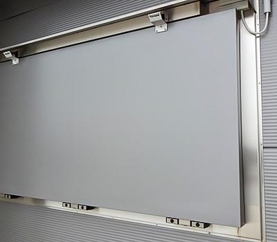 Rauch-/Waerme-Abzug Typ RWA-25.080 von Ehrenfels Isoliertüren, Kühlraumtüren, Gefrierraumtüren, Tiefkühlraumtüren, Betriebsraumtüren, Pendeltüren